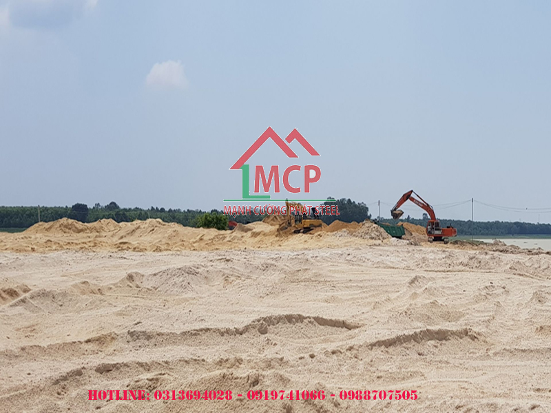 Latest construction sand quotes in Ho Chi Minh City April 28 2020